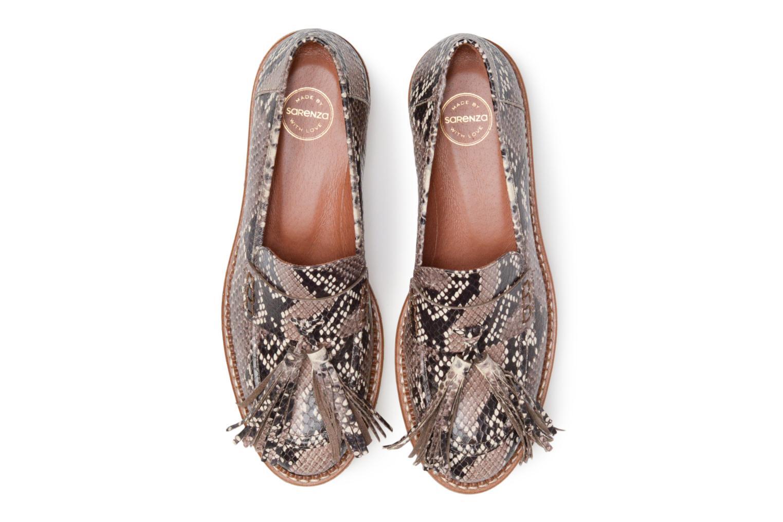 Mocassins Made by SARENZA 90's Girls Gang Mocassins #4 Marron vue portées chaussures