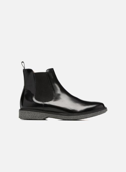 Bottines et boots Schmoove Woman Darwin Chelsea Polido Noir vue derrière