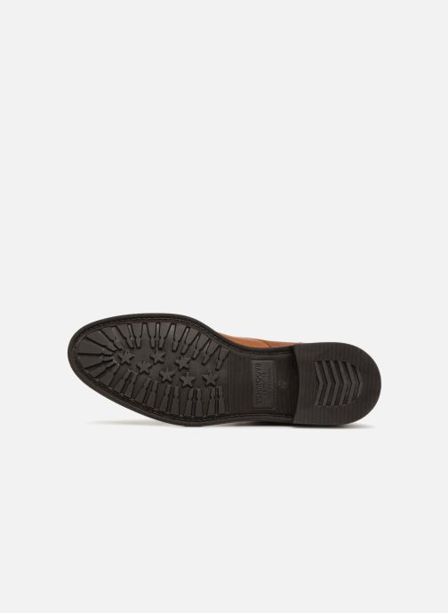 Bottines et boots Schmoove Woman Newton Boots Marron vue haut