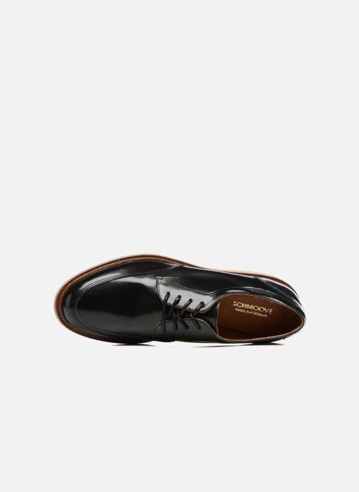Schmoove Woman Darwin derby Polido (Noir) - Chaussures à lacets chez Sarenza (301494)