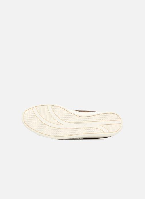 Baskets Schmoove Woman Sally sneaker Suede Marron vue haut