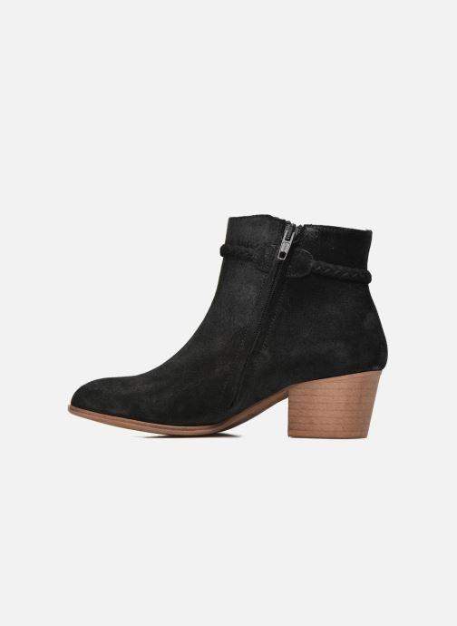 Et Vintage Boots Black Secret Bottines Aras Woman Schmoove Croute 3qc4ALjS5R