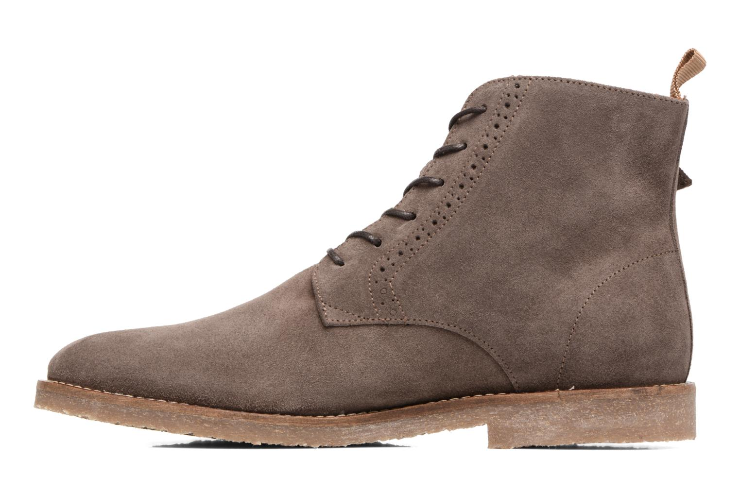 Ankle boots Schmoove Daze Boots Suede Brown front view