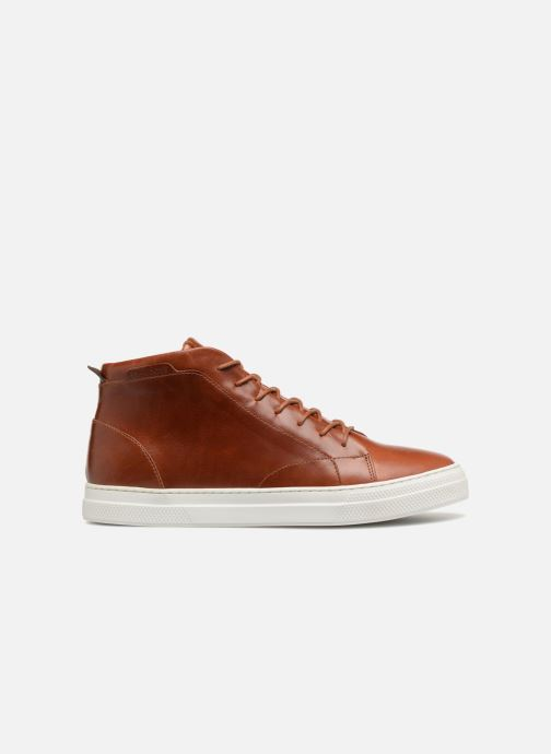 Sneakers Schmoove Spark Mid Brun se bagfra
