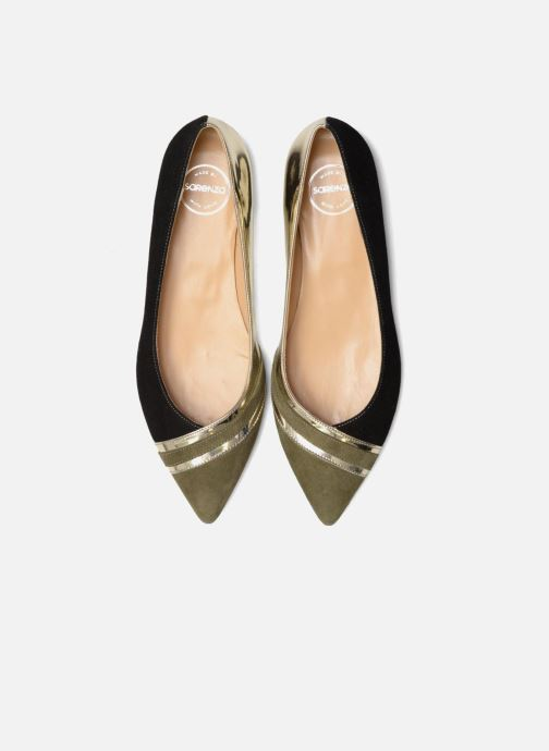 Ballerinaer Made by SARENZA Legit Legion #1 Sort se skoene på