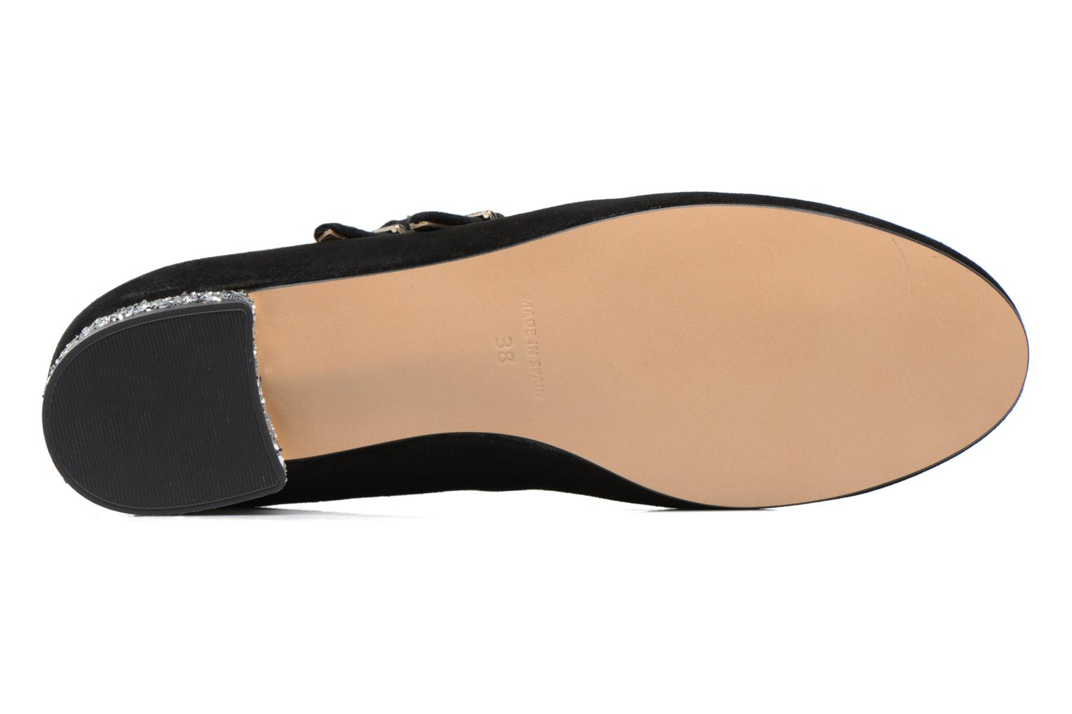 Ballet pumps Made by SARENZA Funtastic Chick #2 Black view from above