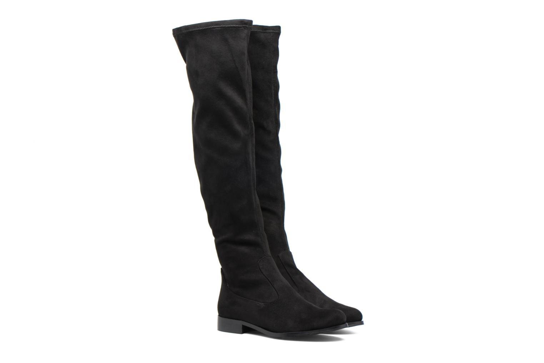 Camp Stretch Boots Sarenza Noir By Made 6 pgtAwAq