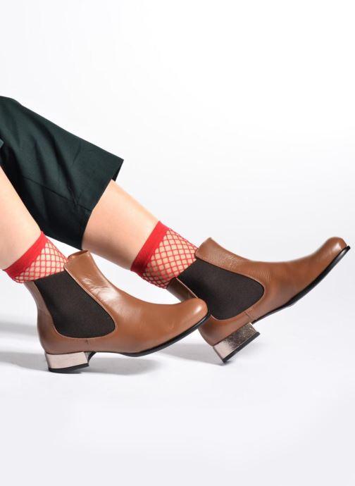 Boots Chez301531 Winter Made Sarenza Freak4noirBottines Et By nwOPyN80vm