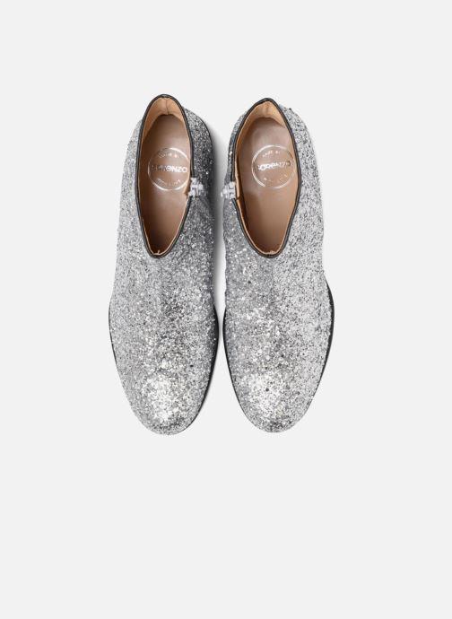 Stiefeletten & Boots Made by SARENZA Winter Freak #7 silber schuhe getragen