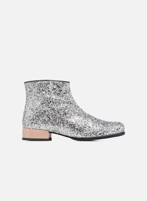 Bottines et boots Made by SARENZA Winter Freak #7 Argent vue détail/paire