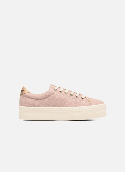 Baskets No Name Plato sneaker wake Rose vue derrière