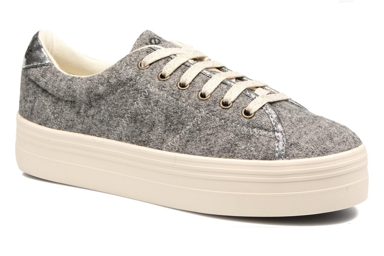 No Name Plato sneaker wake (Gris) - Baskets en Más cómodo Chaussures casual sauvages