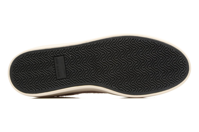 Sneakers No Name Plato sneaker wake Rosa immagine dall'alto