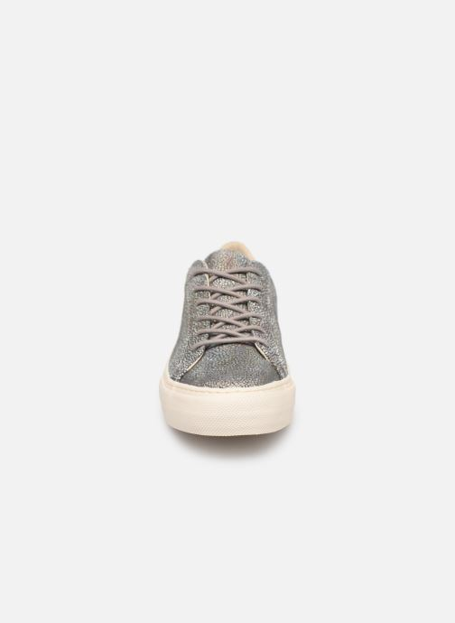 Baskets No Name Arcade Sneaker Magma Argent vue portées chaussures