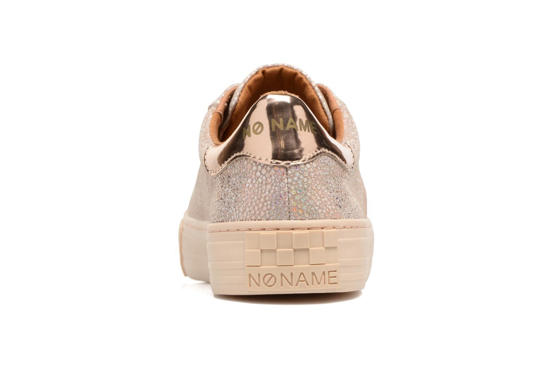 Sneakers No Name Arcade Sneaker Magma Rosa immagine destra
