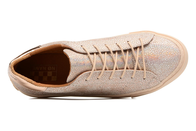 Sneakers No Name Arcade Sneaker Magma Rosa immagine sinistra