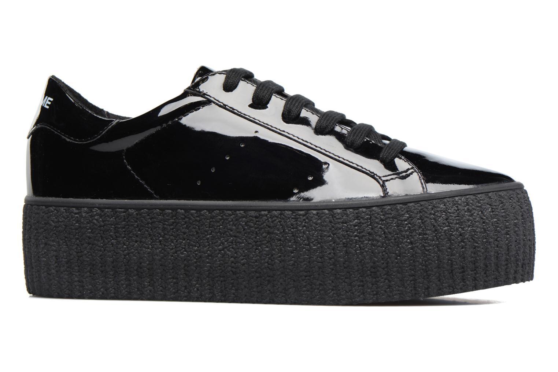 Baskets No Name Wild sneaker patent Noir vue derrière