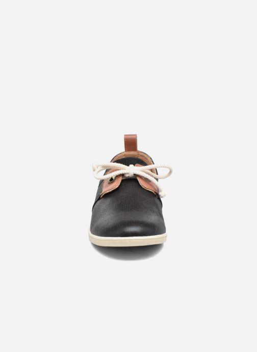 Baskets Armistice Stone One Comet Noir vue portées chaussures
