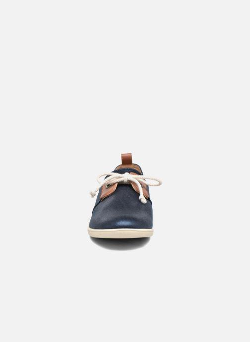 Baskets Armistice Stone One Comet Bleu vue portées chaussures