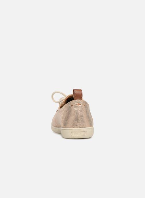 Baskets Armistice Stone One Comet Or et bronze vue droite