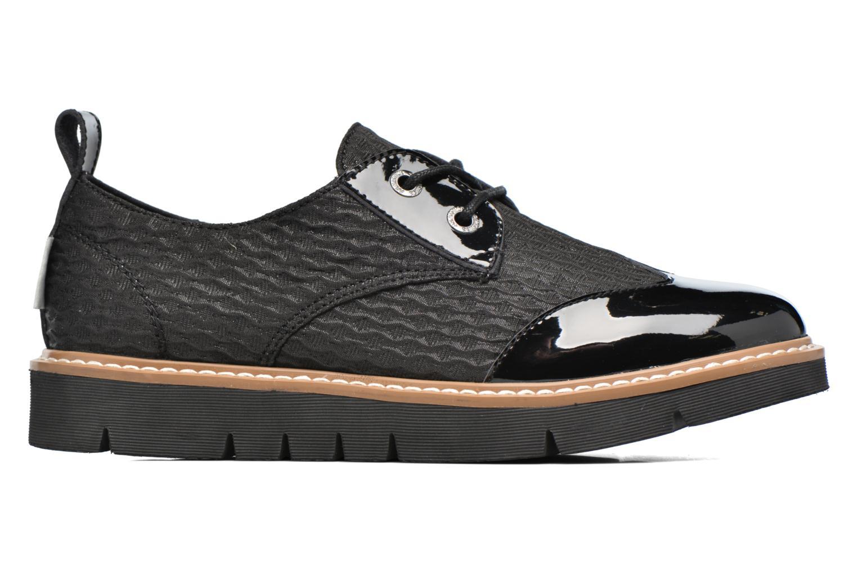 Chaussures à lacets Armistice Fox derby palace Noir vue derrière