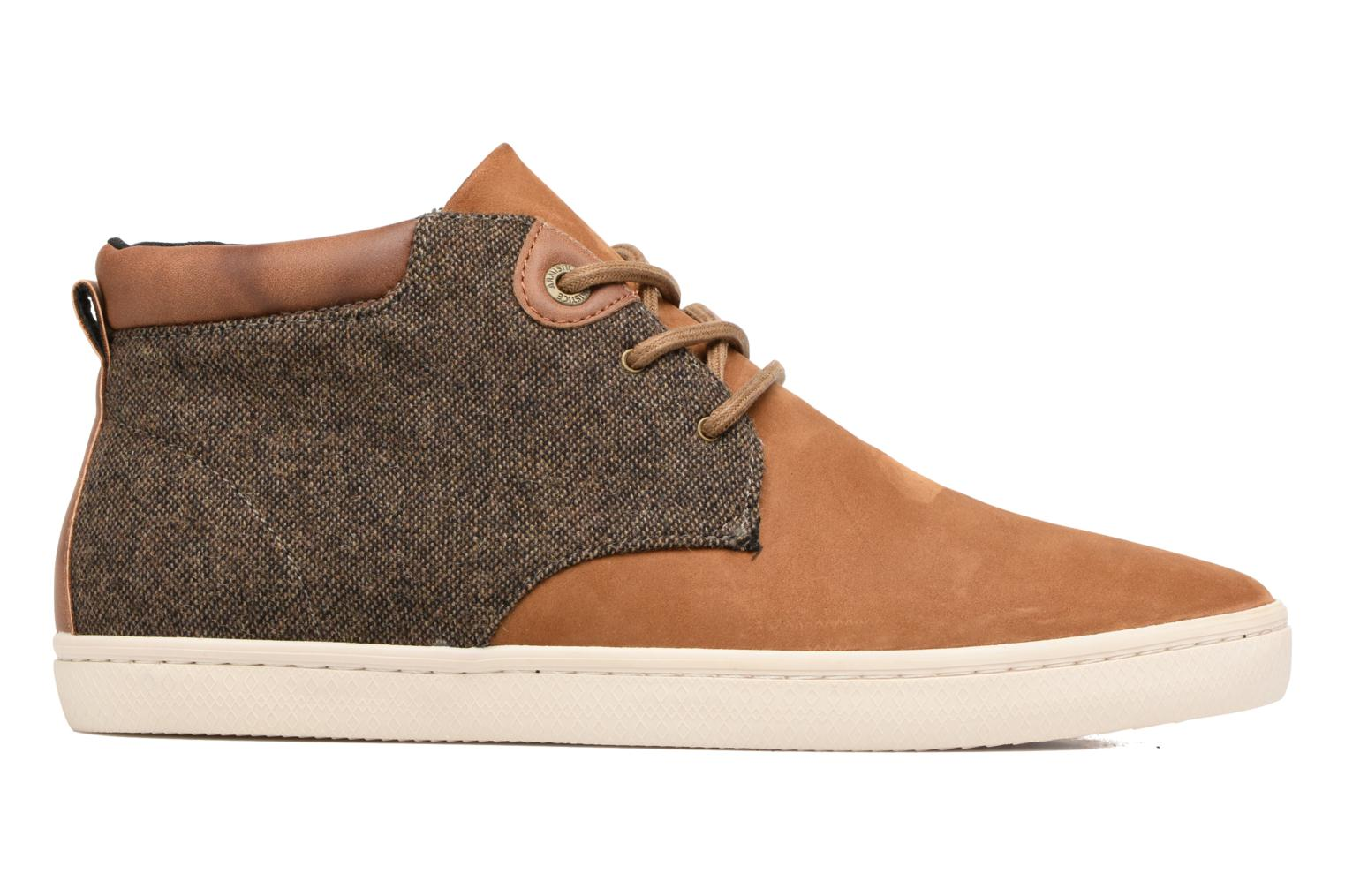 Trainers Armistice Drone desert england Brown back view