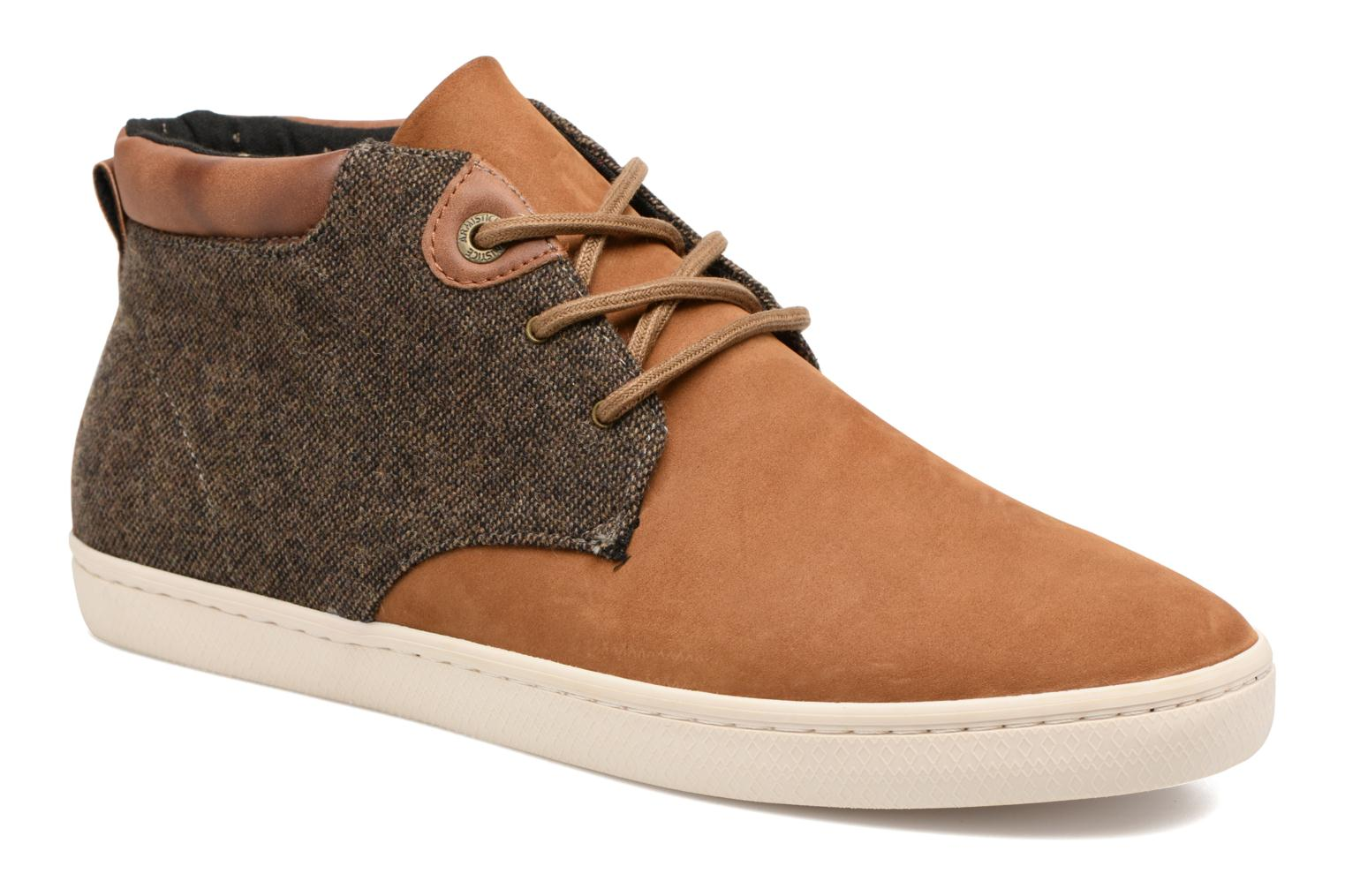 Trainers Armistice Drone desert england Brown detailed view/ Pair view