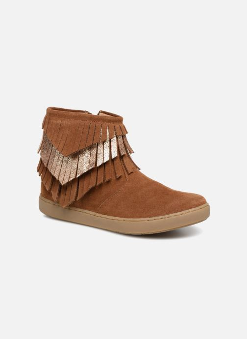 Ankle boots Shoo Pom Play Huron Brown detailed view/ Pair view