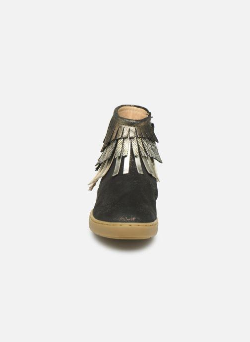 Bottines et boots Shoo Pom Play Huron Noir vue portées chaussures