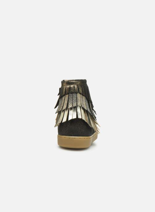 Bottines et boots Shoo Pom Play Huron Noir vue droite