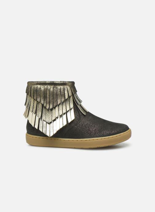 Bottines et boots Shoo Pom Play Huron Noir vue derrière