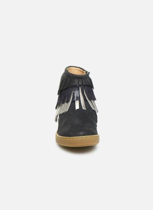 Boots en enkellaarsjes Shoo Pom Play Huron Blauw model