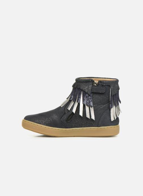 Boots en enkellaarsjes Shoo Pom Play Huron Blauw voorkant