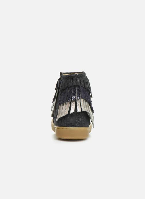 Boots en enkellaarsjes Shoo Pom Play Huron Blauw rechts