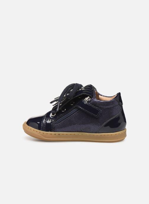 Boots en enkellaarsjes Shoo Pom Bouba Mex Blauw voorkant