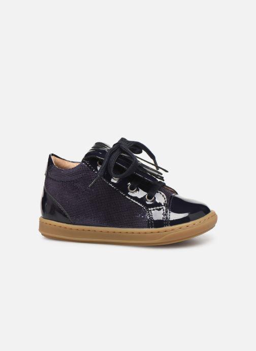 Boots en enkellaarsjes Shoo Pom Bouba Mex Blauw achterkant