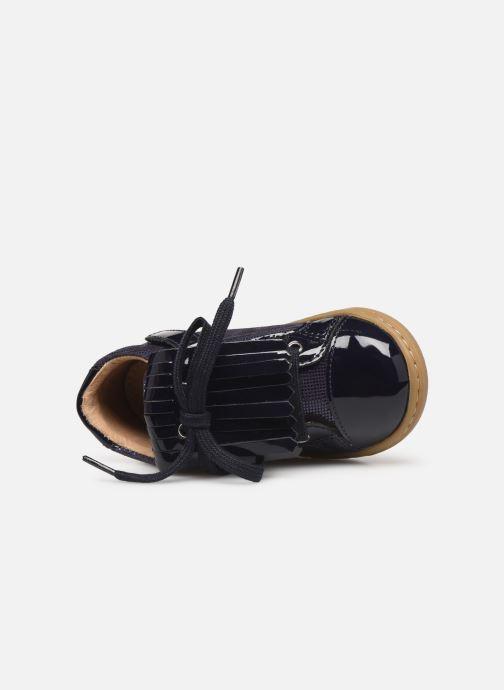 Bottines et boots Shoo Pom Bouba Mex Bleu vue gauche