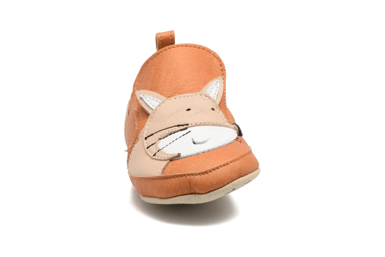 Pantoffels Shoo Pom Chou Fox Bruin model