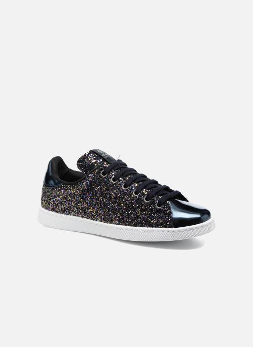 Sneakers Victoria Deportivo Basket Glitter W Azzurro vedi dettaglio/paio