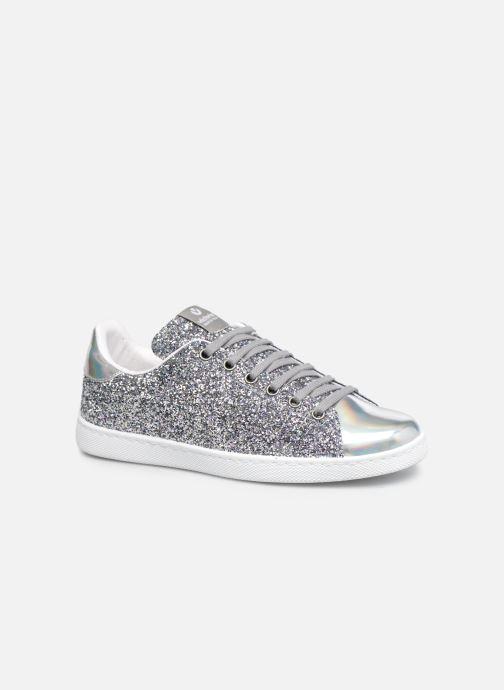 Sneakers Victoria Tenis Glitter W Argento vedi dettaglio/paio