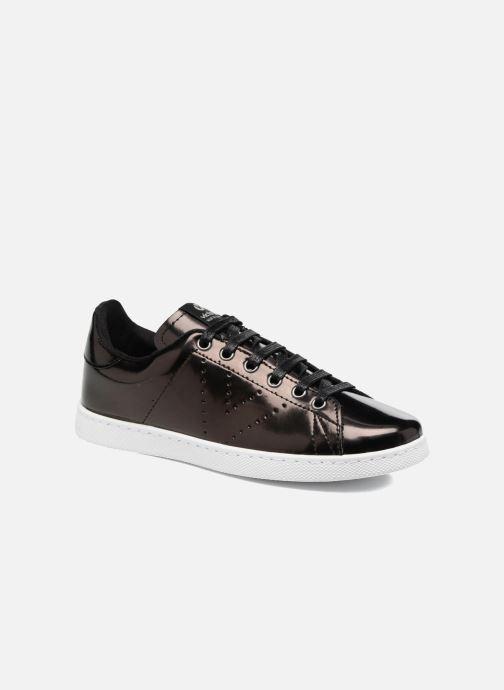 Sneakers Victoria Deportivo Flecos Espejo Nero immagine 3/4