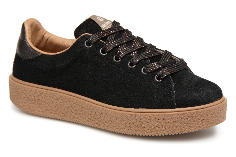 Victoria en Deportivo Serraje (Negro) - Deportivas en Victoria Más cómodo Los zapatos más populares para hombres y mujeres cb3f33