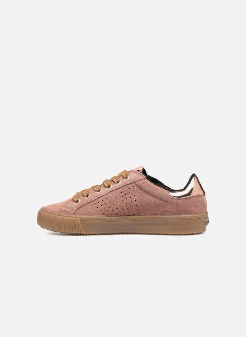 Sneakers Victoria Deportivo Serraje gum Roze voorkant