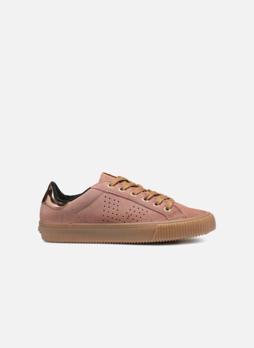 Sneakers Victoria Deportivo Serraje gum Roze achterkant