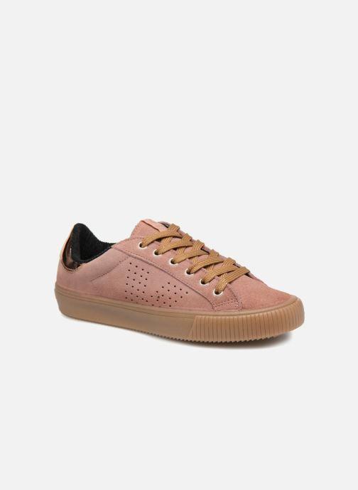 Sneakers Victoria Deportivo Serraje gum Roze detail