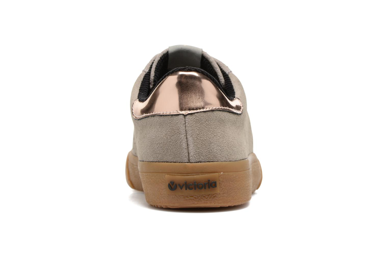 Victoria Deportivo Serraje gum (Gris) - Deportivas en Más baratos cómodo Zapatos de mujer baratos Más zapatos de mujer 4e5fea