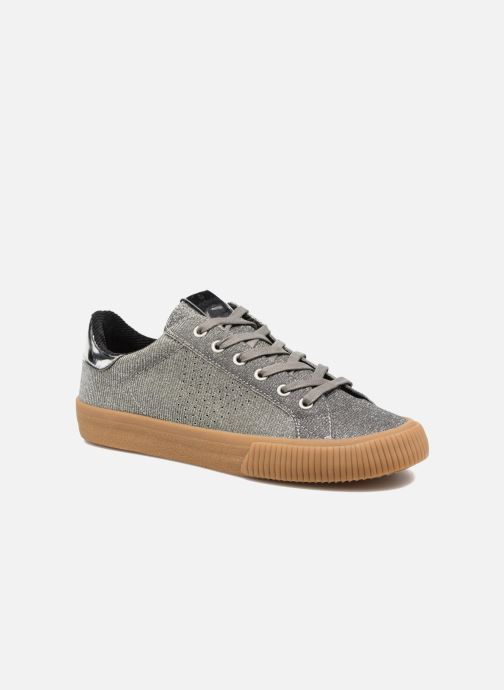 Trainers Victoria Deportivo Lurex Silver detailed view/ Pair view