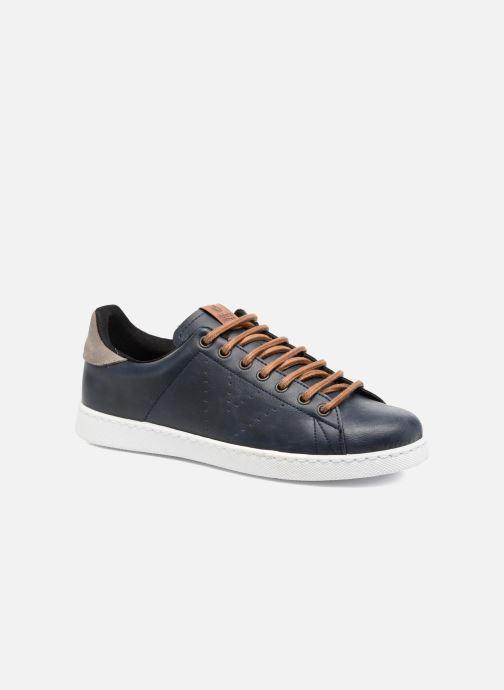 Sneaker Victoria Deportivo Piel PU Contraste blau detaillierte ansicht/modell
