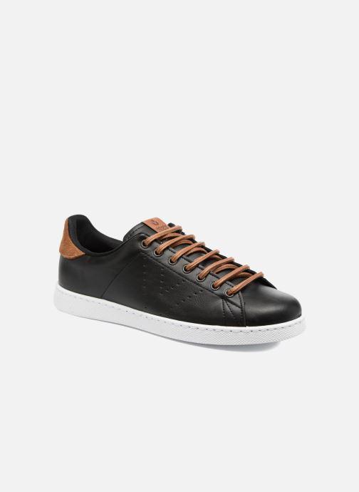 Sneaker Victoria Deportivo Piel PU Contraste schwarz detaillierte ansicht/modell