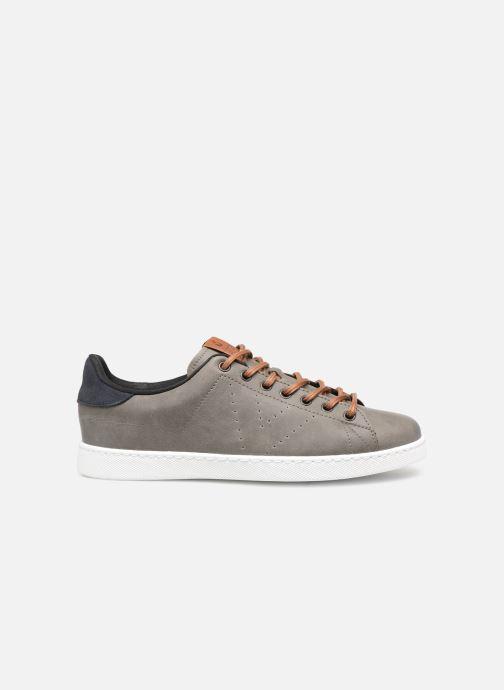 Sneaker Victoria Deportivo Piel PU Contraste grau ansicht von hinten